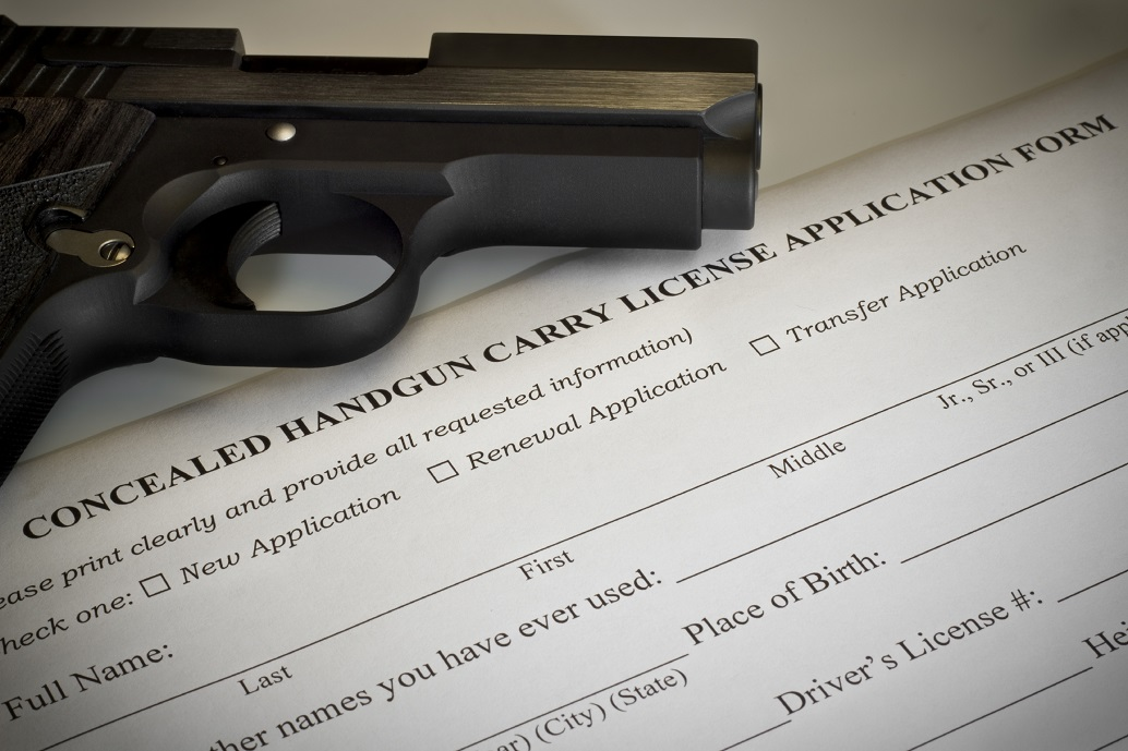 new hampshire pistol laws
